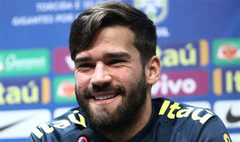 real madrid news roma goalkeeper alisson high on summer