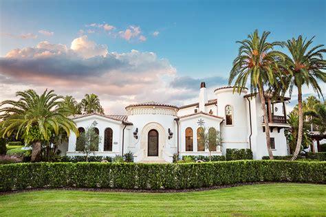 Luxury Spanish Style Homes spectacular spanish style villas