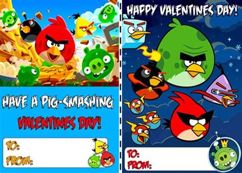 angry birds valentines angry birds s day gifts and ideas