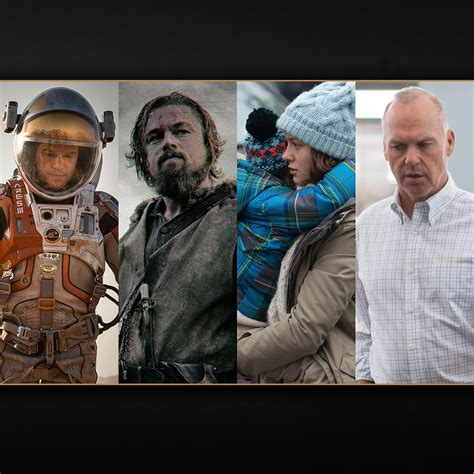 best nominations best picture nominations 2016 oscars oscars 2016 news