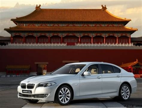 bmw in china bmw doubles its capacity in china to take the niche the