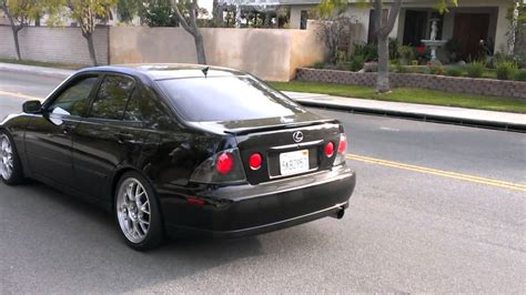 custom lexus is300 is300 custom pipe