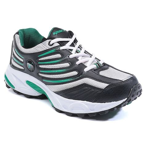 sports shoes best offers sparx black sport shoes best offer 32