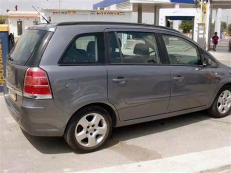 Zafira Gray opel zafira used car costa blanca spain second