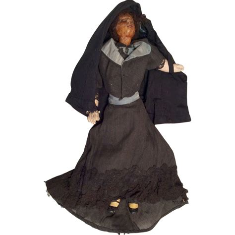 mourning dolls mourning suit doll clothes antique cloth