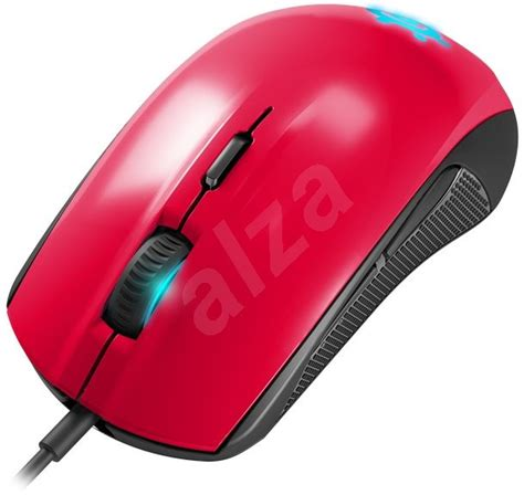 Steelseries Rival 100 White Purple Green Yellowredblackgold steelseries rival 100 forged mouse alzashop