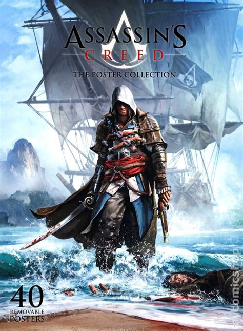 leer libro e the art of assassinss creed iv black flag assassins creed en linea comic books in poster