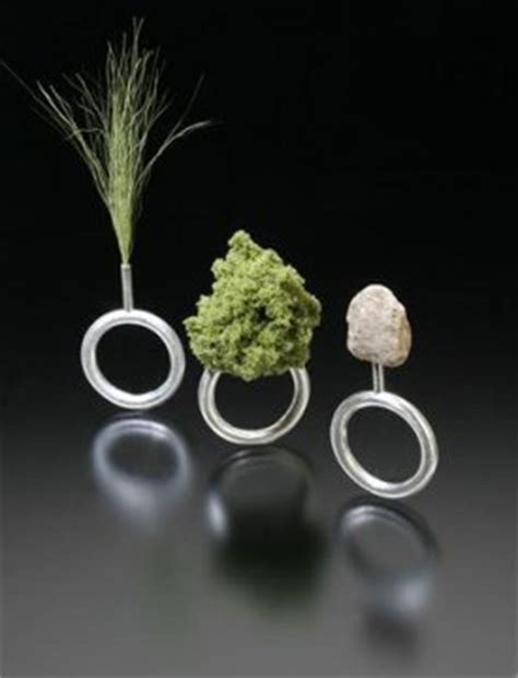 Landscape Jewelry Jewelry Made From Model Railroad Landscapes Boing Boing
