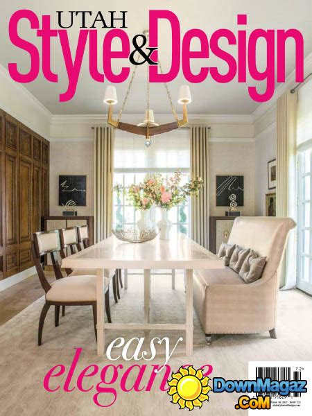 utah home design magazine utah style design spring 2017 187 download pdf magazines