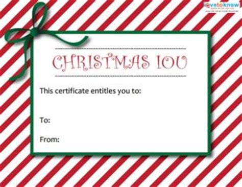 iou certificate template blank iou related keywords blank iou keywords