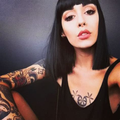 hannah pixie snowdon tattoos 48 curated snowdon ideas by silverwinters43