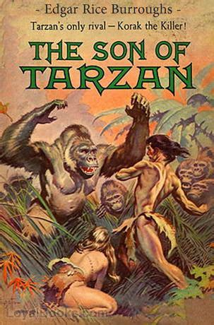tarzan book series wikipedia the free encyclopedia son of tarzan by edgar rice burroughs free at loyal books