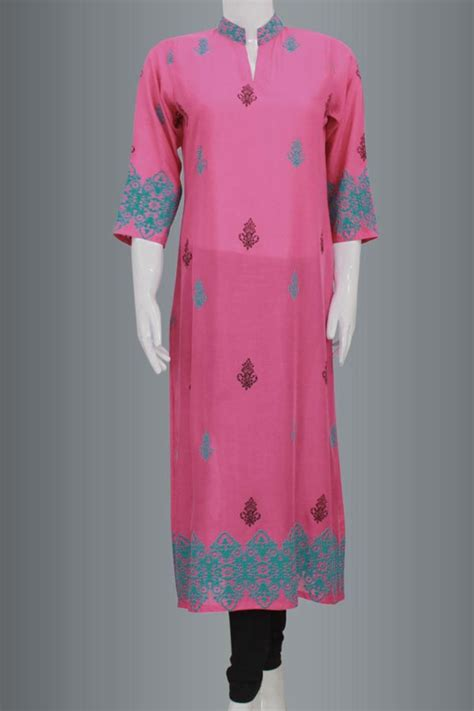 new fashion pajama farak 2015 pakistan new arrivals long shirts kurta with choori pajama in pakistan