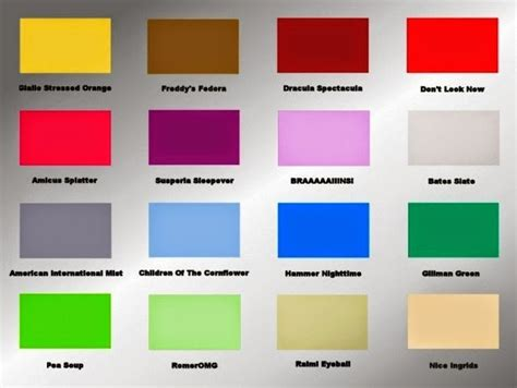 Wall Colors And Moods | garage wall paint ideas
