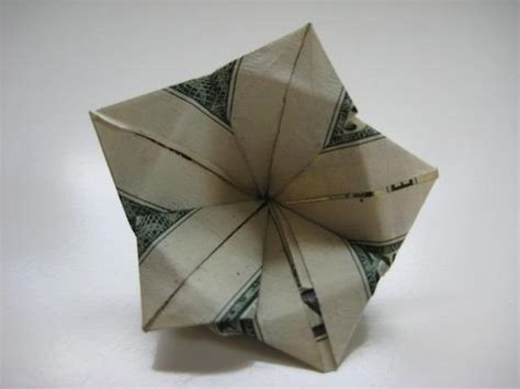 One Fold Origami - money origami flower edition 10 different ways to fold a