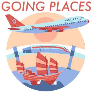 Going Places How We Get To Next