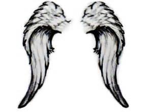 angel wings sketch clipart best