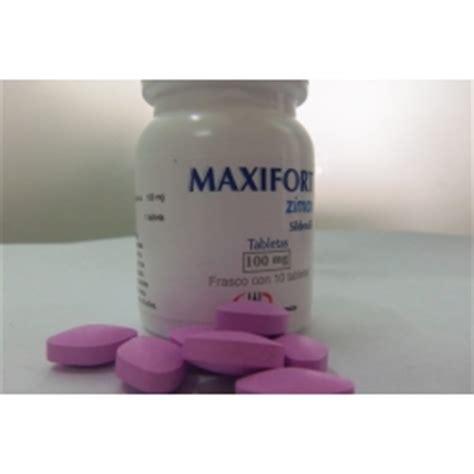 maxifort (sildenafil) 100mg 10tab farmacia del niño