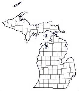Printable Outline Of Michigan by Best Photos Of Blank Map Of Michigan Printable Blank Michigan Map Michigan Map Outline And