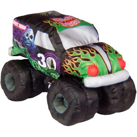 monster jam puff trucks grave digger 30th fleet puff truck