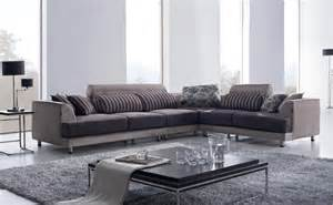 Modern L Sofa Modern L Shaped Sofa Designs For Awesome Living Room Eva
