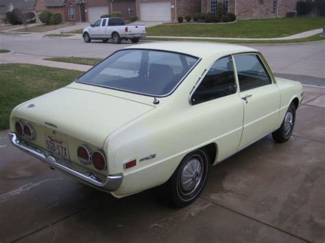 mazda r100 for sale never this clean original paint 1971 mazda r100 bring a