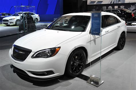 2013 Chrysler 200s by 2013 5 Chrysler 200 S Special Edition Is A Sebring Swan