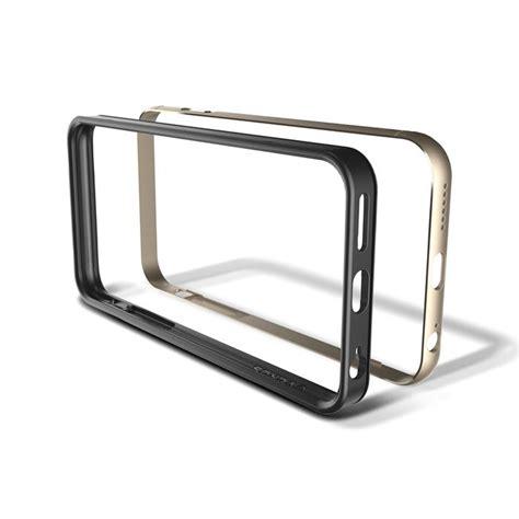 Myuser Iron Apple Iphone 6 Gold verus iron bumper skal till apple iphone 6 s plus svart