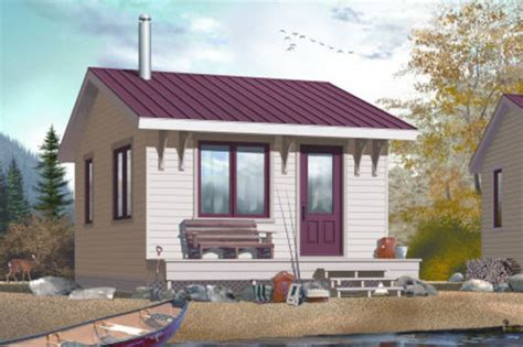 320 square feet cottage style house plan 1 beds 1 baths 320 sq ft plan