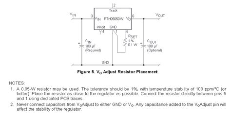 what resistor do i need to discharge a capacitor what of type resistor do i need in pth05050w electronicsxchanger queryxchanger