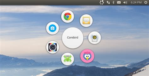 gnome pie themes gnome pie app launcher serves up a tasty update