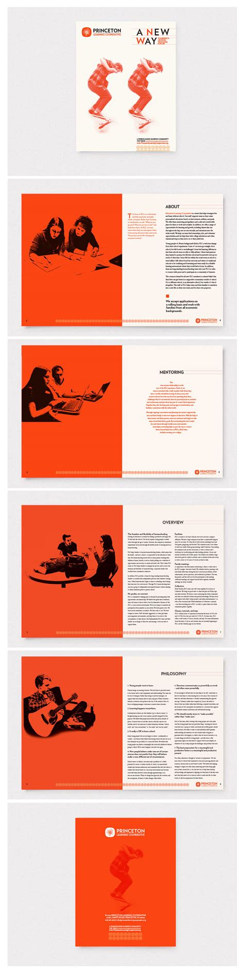 graphic design page layout software ad agency new jersey education branding momentum 18