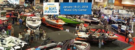 nashville boat show nashville boat show presented by music city center