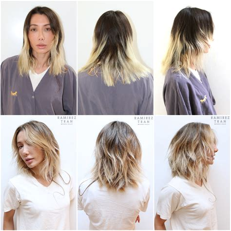hairstyles for thick damaged hair haircuts for damaged hair haircuts models ideas