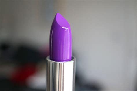 maybelline lavender voltage limited edition lipstick thou shalt not covet