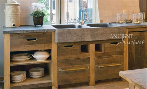 farm sink kitchen cabinet old world kitchen basalt sinks by ancient surfaces old