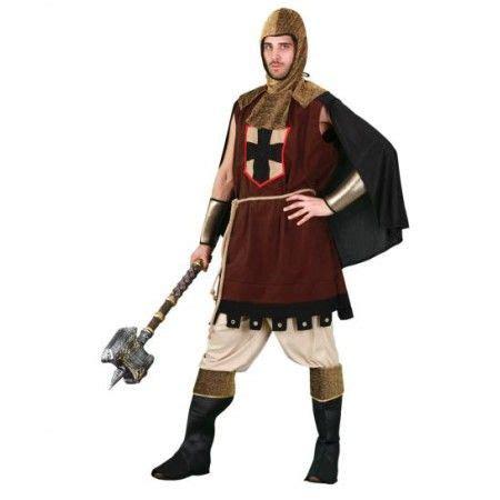 caballeros medievales estados pinterest medieval disfraz de caballero medieval el disfraz incluye tunica pantalones capucha y cubrebotas http