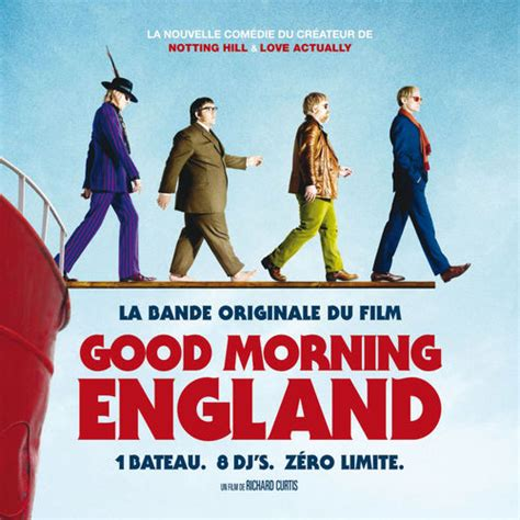 good boat radio various artists good morning england the boat that