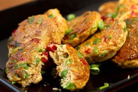 fish cake recipe thai salmon fish cakes