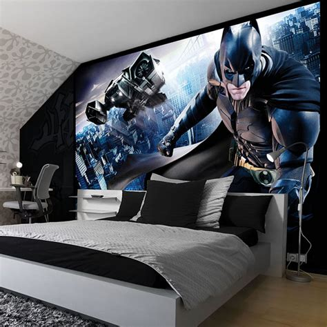 Batman Bedrooms by Amazing Batman Themed Rooms You D Want For Your Own Wow