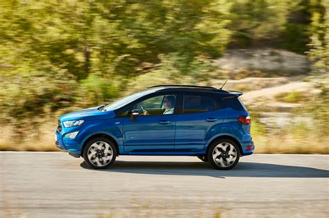 ford europe refreshed european ford ecosport revealed ford authority