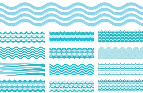wave pattern vector art wave pattern clip art vector images illustrations istock