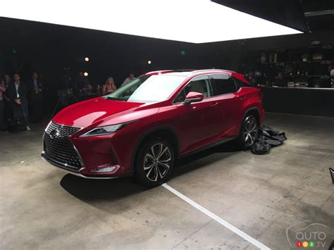 lexus news 2020 2020 lexus rx revealed including hybrid version car