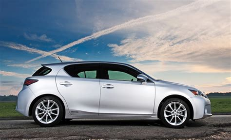 2012 lexus ct hybrid carwalls covering the world of cars