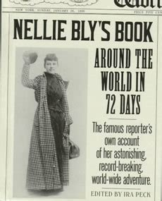 education resources national womens history museum nwhm nellie bly quotes image quotes at relatably com