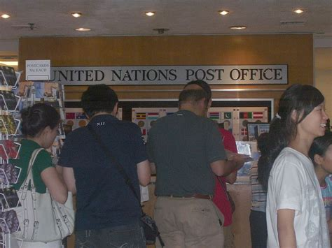 United Nations New York Mba by United Nations Postal Administration