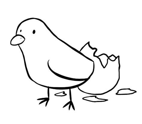 pollito en su cascaron colouring pages pollito reci 233 n nacido dibujos para colorear