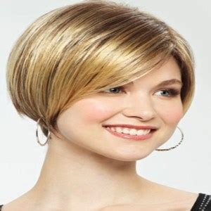 shory bob with front sweep best short bob haircuts trends trendy short bob haircuts