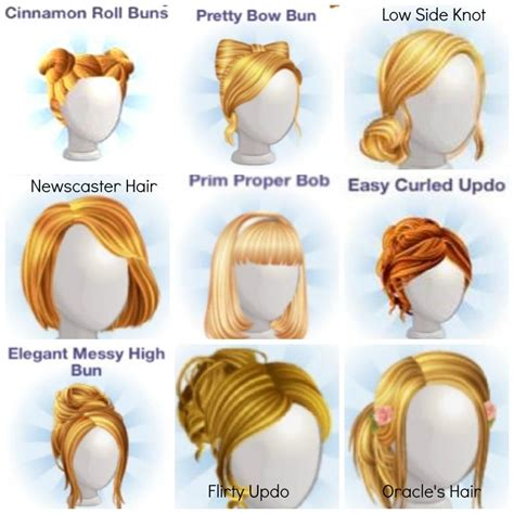 hairstyle names hairstyles by name hairstyles