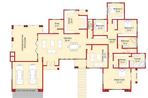 the house plan house plan mlb 055s my building plans